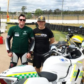 motoDNA to support MotoMedics Queensland